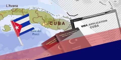 Küba Konsolosluğu, Küba Vizesi
